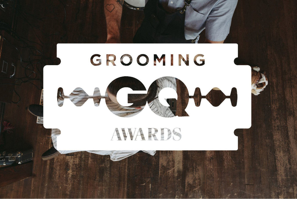 GQ grooming awards finalist