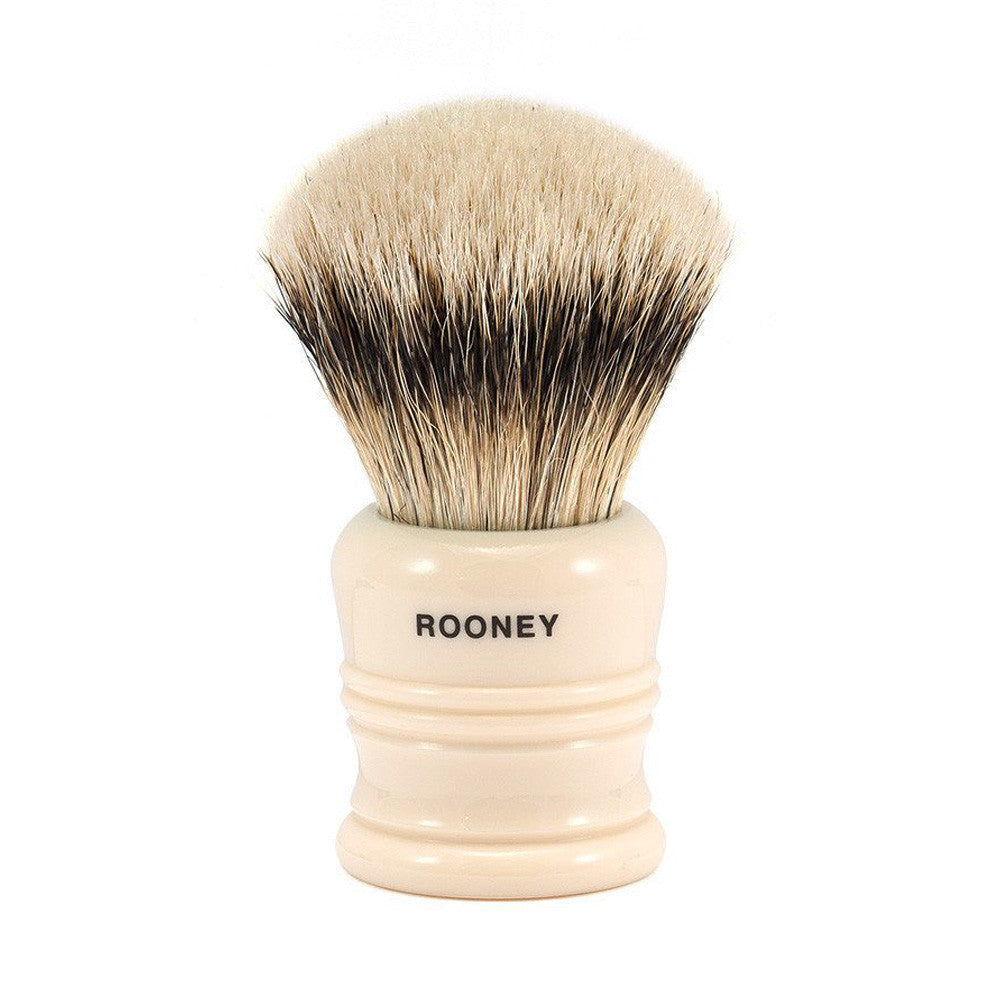 'Stubby 1' Super Silver-tip Shaving Brush