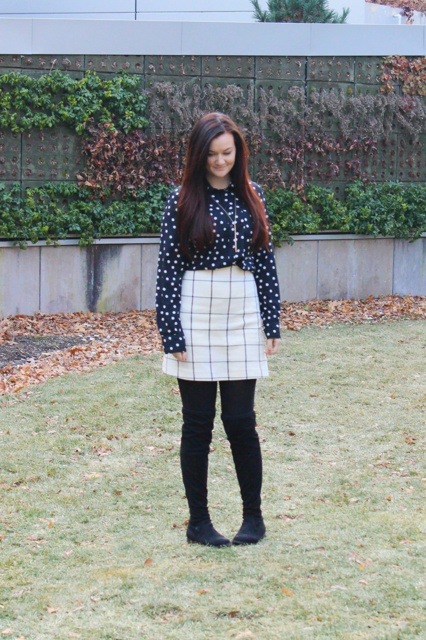 Black and White Pattern Mix - 3
