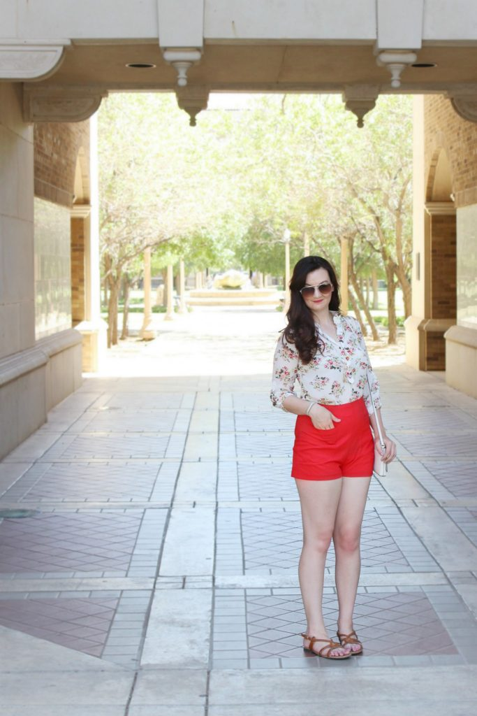 LBK floral and red - 3