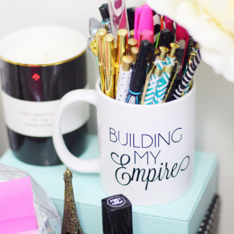 Building My Empire® Coffee Mug