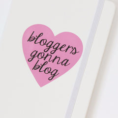 Bloggers Gonna Blog Journal