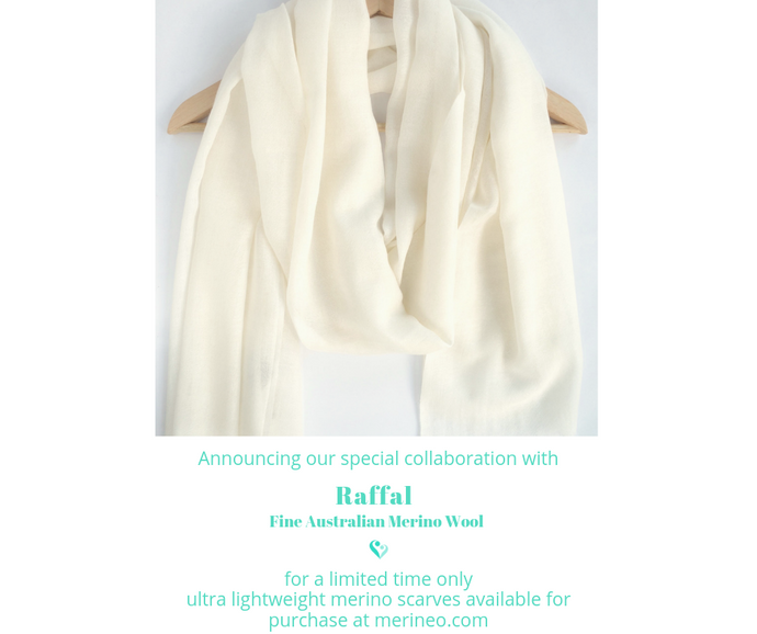 Collaborating with Raffal Scarves - Behind the Scenes