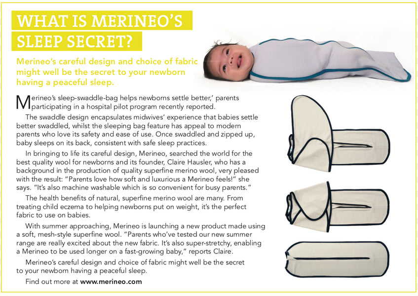 What's Merineo's Sleep Secret?