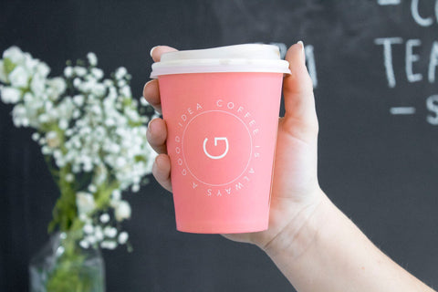 takeaway coffee cups are single-use plastics