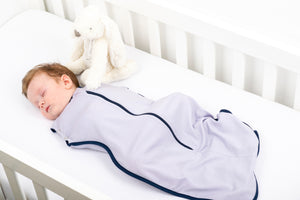 """Arms In or Out"" Baby Sleeping Bags for 2 - 6 months - Merineo"