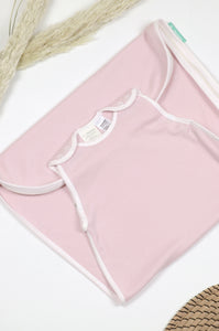 NEW Pink Blossom Merino Toddler Sleeping Bag - Merineo