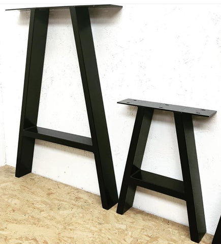 A Frame Table Legs - Set of 2