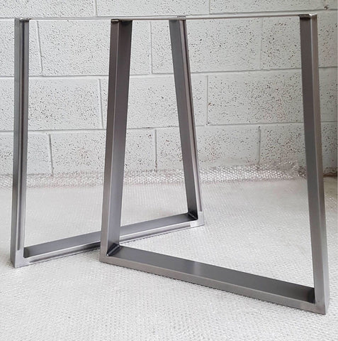 Trapezium Table Legs - Set of 2