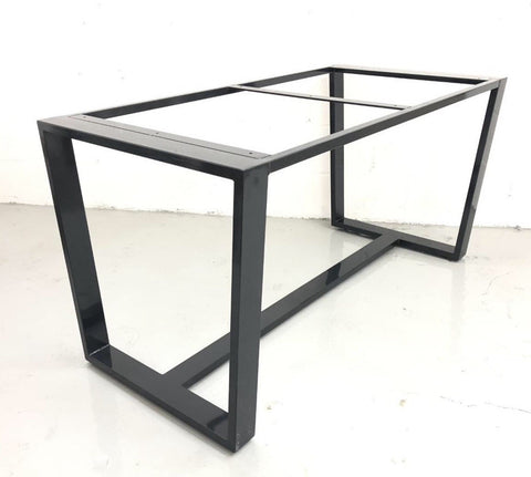 Inverted trapezium Table frame