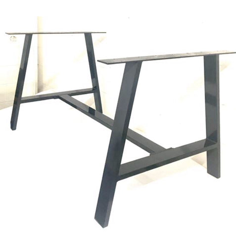 'A' leg table frame