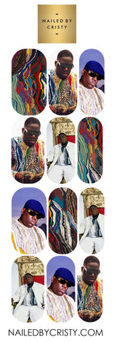 Decals- Notorious B.I.G.