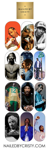 Decals- Snoop Dogg Variety Pack