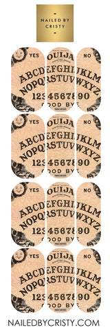 Decals- Ouija