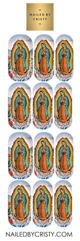Decals- Virgen Guadalupe