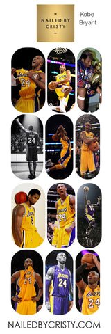 Decals- Kobe Bryant