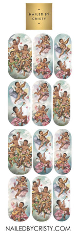 Decals- Cherubs 3