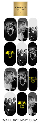 Decals- Nirvana