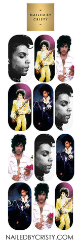 Decals- Prince