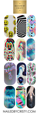 Decals- Trippy