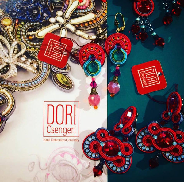 Dori Csengeri high-fashion jewelry