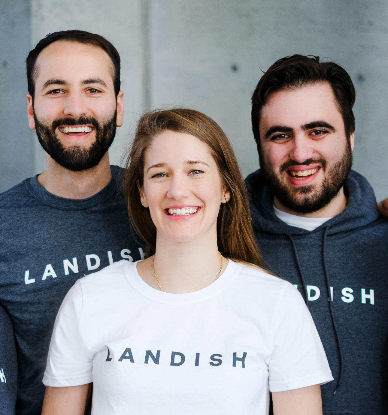 Landish Team Picture