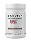 Functional Protein Powder Made With Cricket Powder Chocolate