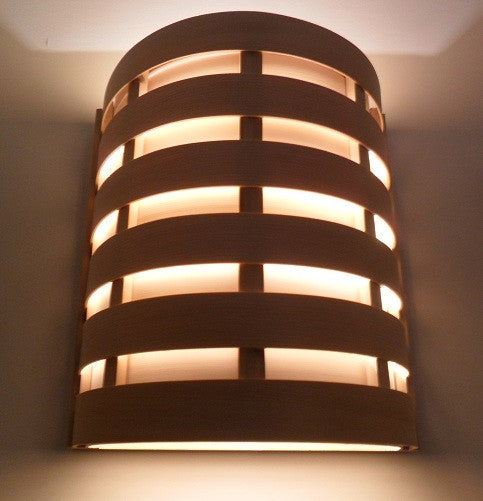 Cedar Lights for your Sauna Project