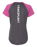 LITHOPS WOMEN'S RAGLAN - Tranzplant Clothing Co