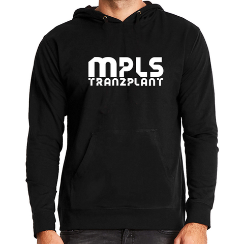 MPLS FRENCH TERRY HOODED PULLOVER - Tranzplant Clothing Co