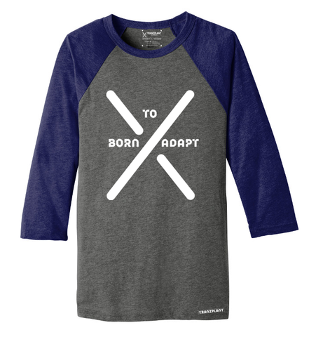 PEN-WIPER RAGLAN - Tranzplant Clothing Co