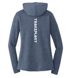 FAIRY DUSTER WOMEN'S HOODED PULLOVER - Tranzplant Clothing Co
