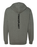 FELT-BUSH HOODED PULLOVER - Tranzplant Clothing Co