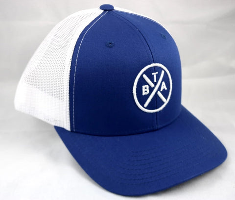 IBEX TRUCKER SNAP BACK - Tranzplant Clothing Co