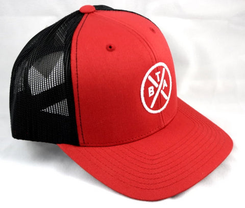 FENNEC FOX TRUCKER SNAP BACK - Tranzplant Clothing Co