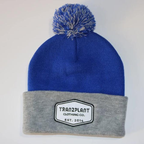CHAMELEON BEANIE - Tranzplant Clothing Co