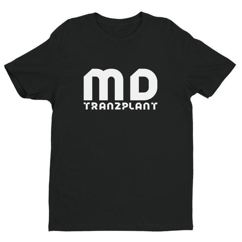 MD TRANZPLANT UNISEX TEE - Tranzplant Clothing Co