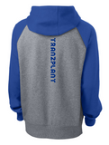 TWISTED BARREL HOODED PULLOVER - Tranzplant Clothing Co