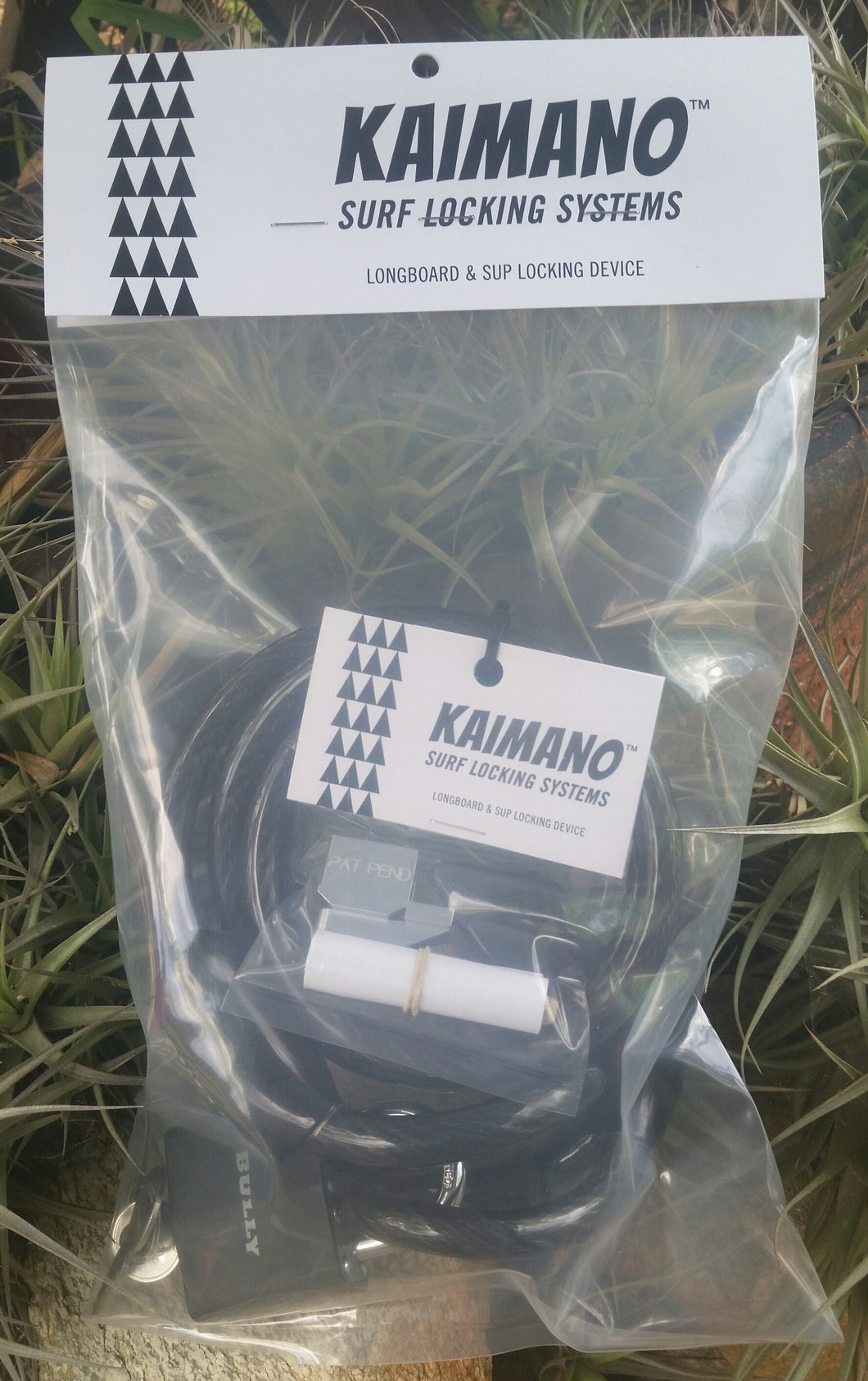 KAIMANO® Surf Locking Systems