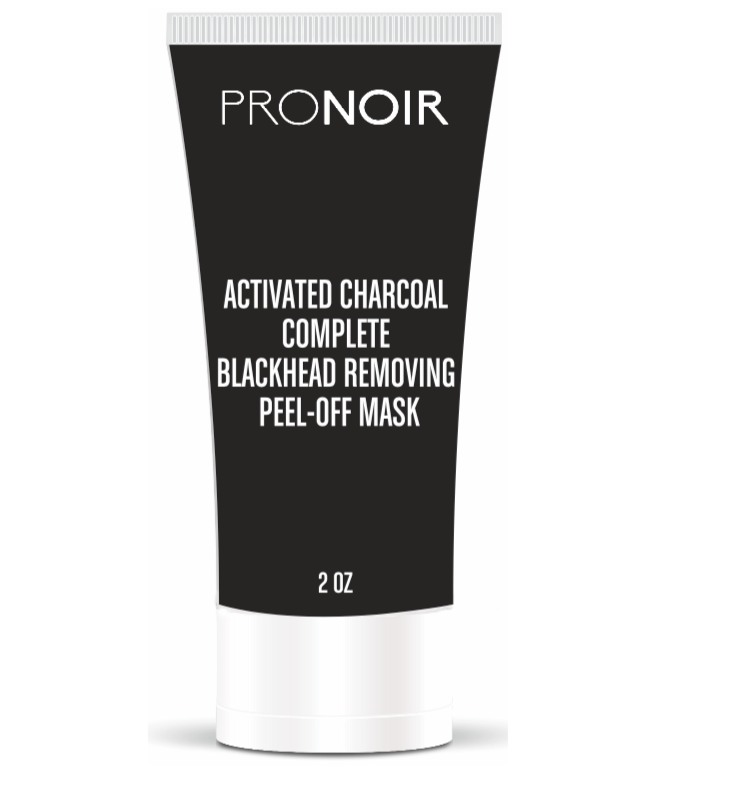 ProNoir Premium Charcoal Peel-Off Mask (2 Oz)