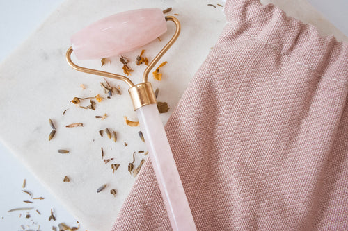 ProNoir - Luxurious Rose-Quartz Roller