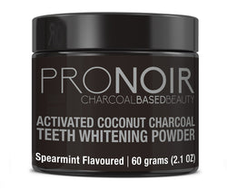 Pronoir Coconut Activated Charcoal Powder