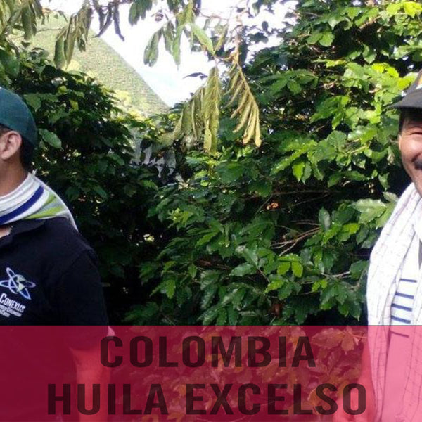 Colombia—Huila Excelso EP ($4.50/lb) Green Coffee Mill47 Coffee