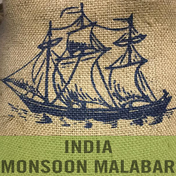 India — Monsoon Malabar ($4.25/lb) Green Coffee Mill47 Coffee