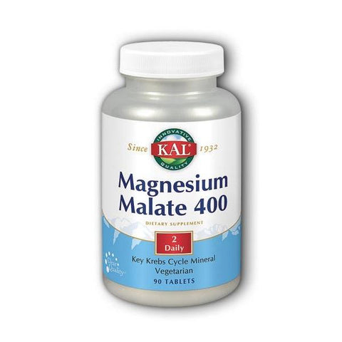 MAGNESIUM MALATE 400 400 MG 90