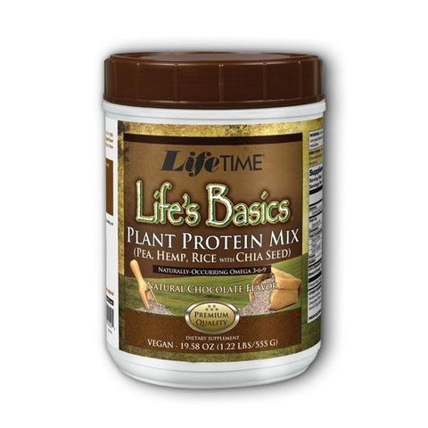 LIFES BASICS PLANT PROTEIN CHOCOLATE CH 1.22
