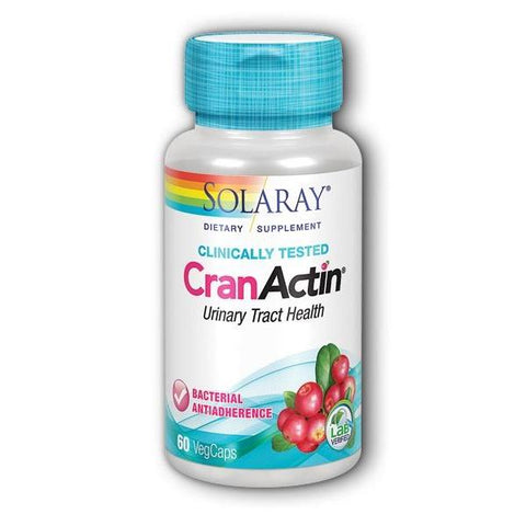 CRANACTIN CRANBERRY ALCOHOL FREE EXTRACT 60