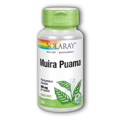 MUIRA PUAMA ROOT 300 MG 100