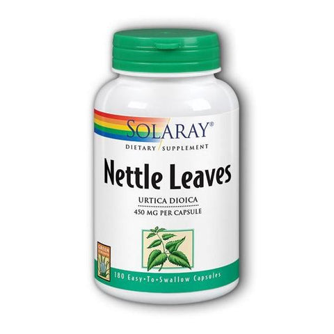 NETTLE LEAVES 450 MG 180