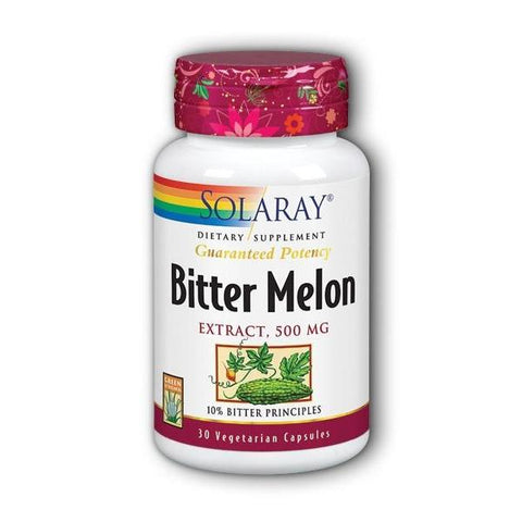 BITTER MELON EXTRACT 500 MG 30